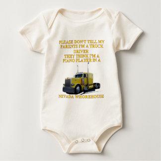 NEVADA WHOREHOUSE BABY BODYSUIT