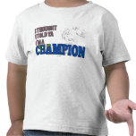 Nevadan y un campeón camiseta