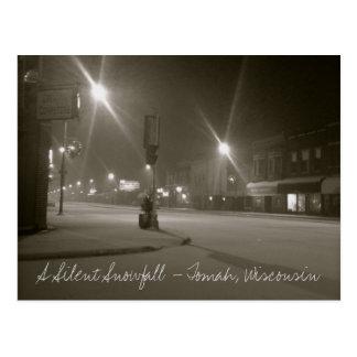 Nevadas silenciosas - Tomah Wisconsin Postal