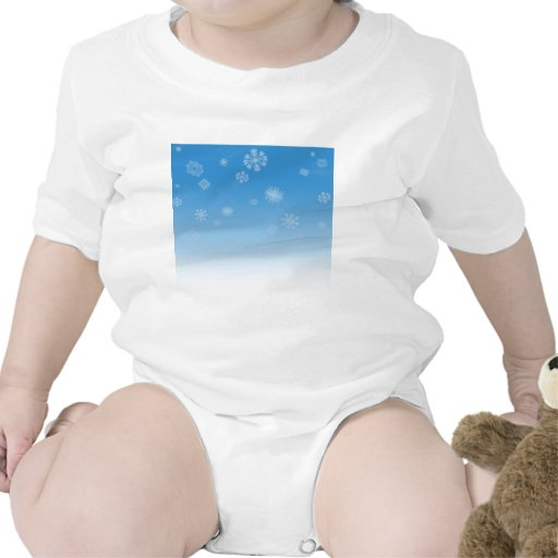 Nevadas Traje De Bebé