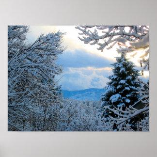 Nevado Colorado Posters