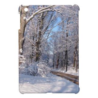 Nevado Michigan rural iPad Mini Cobertura