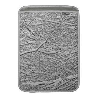 Nevado ramifica las mangas de aire de Macbook Funda Macbook Air