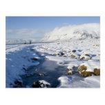 Nevado Winterland Postal