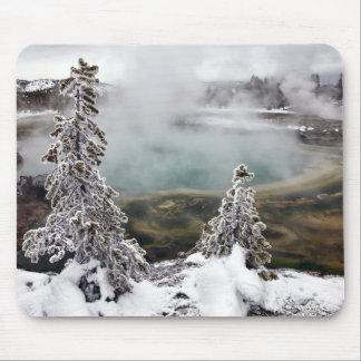 Nevado Yellowstone Mousepad