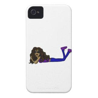 Nevaeh Case-Mate iPhone 4 Cárcasas