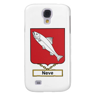 Neve Family Crest Galaxy S4 Case