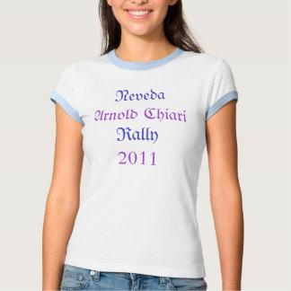 Neveda Arnold Chiari Rally  2011 Shirt
