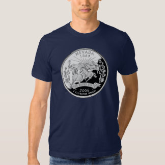 neveda-black tee shirt