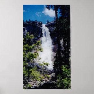 Neveda Falls Poster
