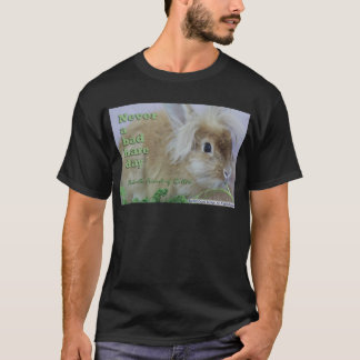 Never a bad hair day T-Shirt