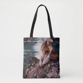 Never A Bride Mermaid Bag