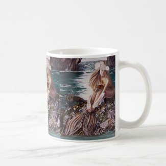 Never A Bride Mermaid Mug