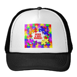 Never A Dull Moment Mesh Hat