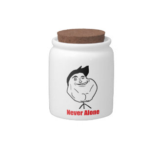 Never Alone - Candy Jar