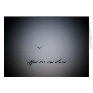 Never Alone Card