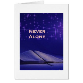 Never Alone Card 4