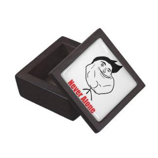 Never Alone - Gift Box Premium Trinket Boxes