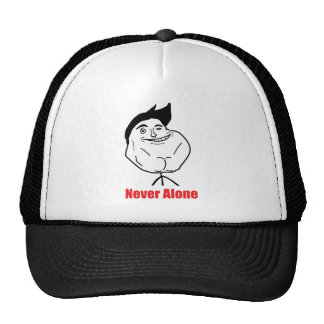 Never Alone - Hat