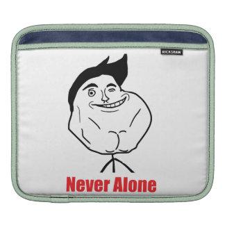 Never Alone - iPad1/iPad2 Sleeve Sleeves For iPads