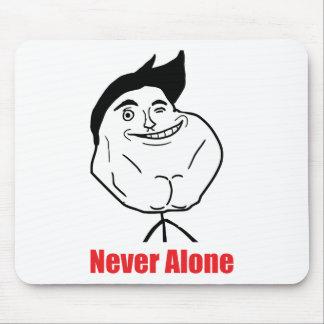 Never Alone - Mousepad