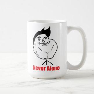 Never Alone - Mug