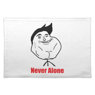 Never Alone - Placemat