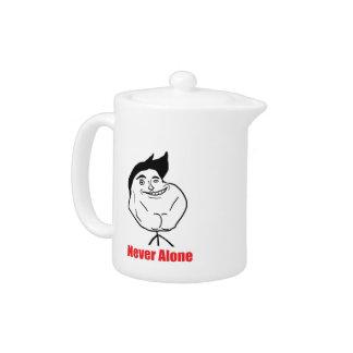 Never Alone - Teapot