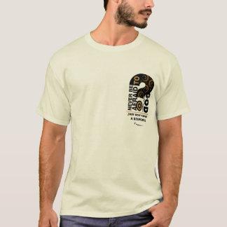 Never Be Afraid T-Shirt