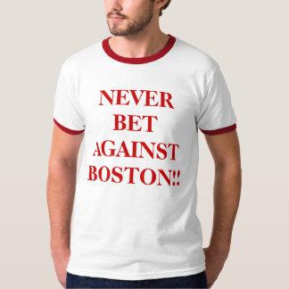 Never Bet Against Boston T-Shirt