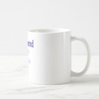 Never Bored Coffee Mug