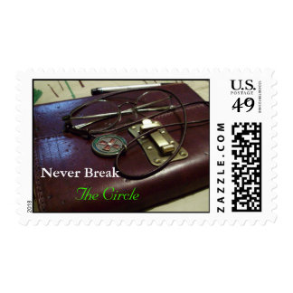Never Break The Circle Stamp