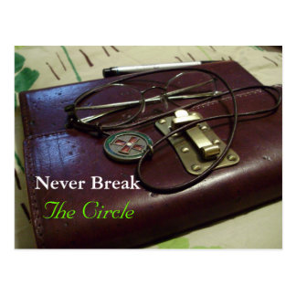 Never Break The Circle Postcards