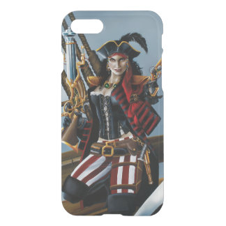 Never bring a knife to a gun fight.... iPhone 8/7 case