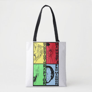 """Never Cave range - """"WHY CHOOSE?"""" Tote Bag"""