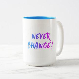 never change mug customize color and move text