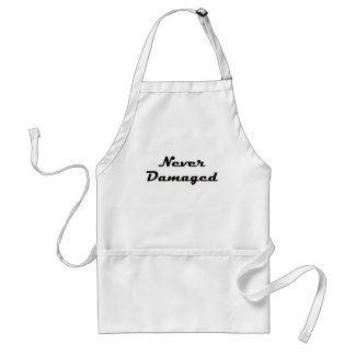 Never Damaged Aprons