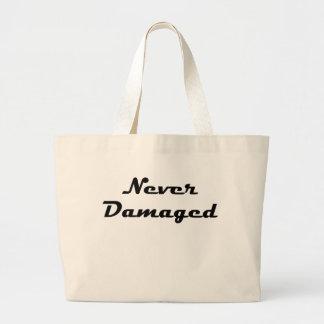 Never Damaged Large Tote Bag