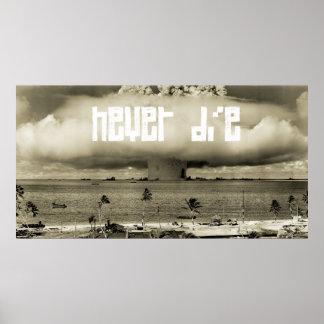 Never Die Poster
