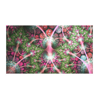 Never Ending Love on wrapped canvas (38x21in.) Canvas Prints