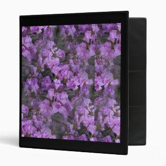 Never-Ending Purple Azaleas Binder