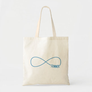 Never ending summer tote bag