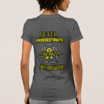 NEVER...Endometriosis T-Shirt