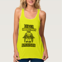 NEVER...Endometriosis Tank Top