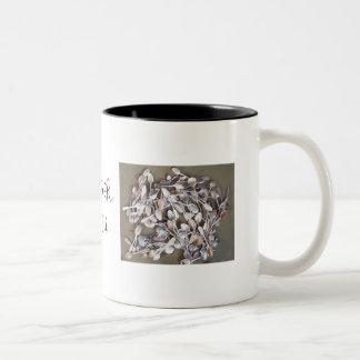 Never Enough Spoons!! Two-Tone Coffee Mug