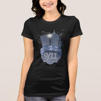 Never Ever Forget 9/11 Sept. 11 Memorial T-shirt