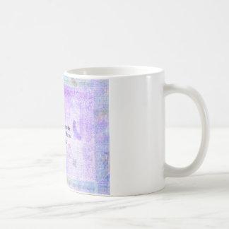 Never fear quarrels, but seek hazardous adventures coffee mug