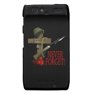 Never Forget 2.png Droid RAZR Cases