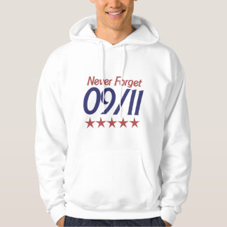 Never Forget 911 Hoodie