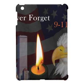Never Forget 9-11-01 Cover For The iPad Mini